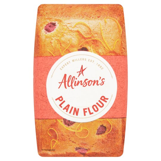 Allinson's Plain White Baking Flour 1Kg