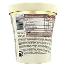 image 3 of Magnum Tub White Ice Cream 440 Ml