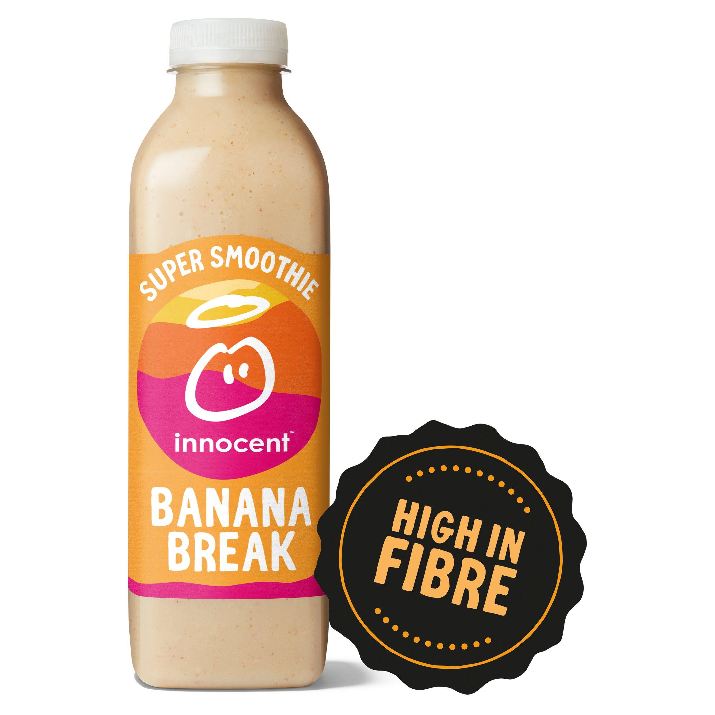 Innocent Banana Break Super Smoothie 750Ml