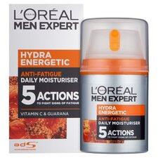 image 2 of L'Oreal Men Expert Hydrating Energetic Moisturiser 50Ml