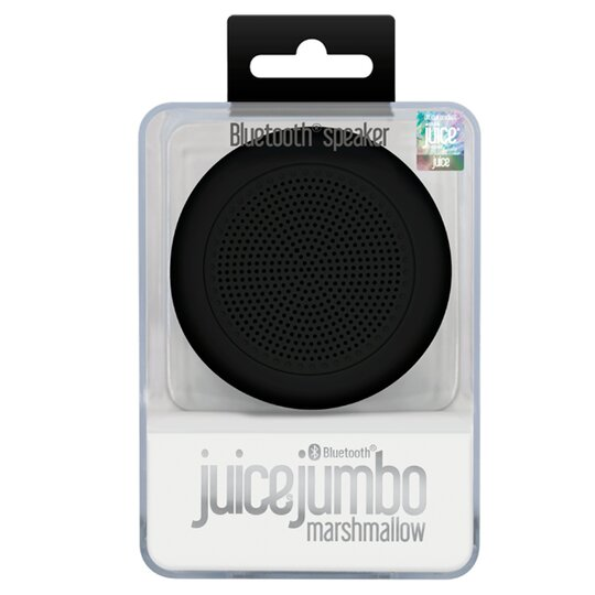 Juice Jumbo Bluetooth Speaker Black