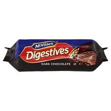 image 1 of Mcvities Dark Chocolate Digestives 300G