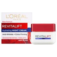 image 2 of L'oreal Paris Revitalift Night Cream 50Ml