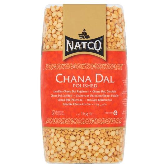 Natco Chana Dal 1Kg - Tesco Groceries