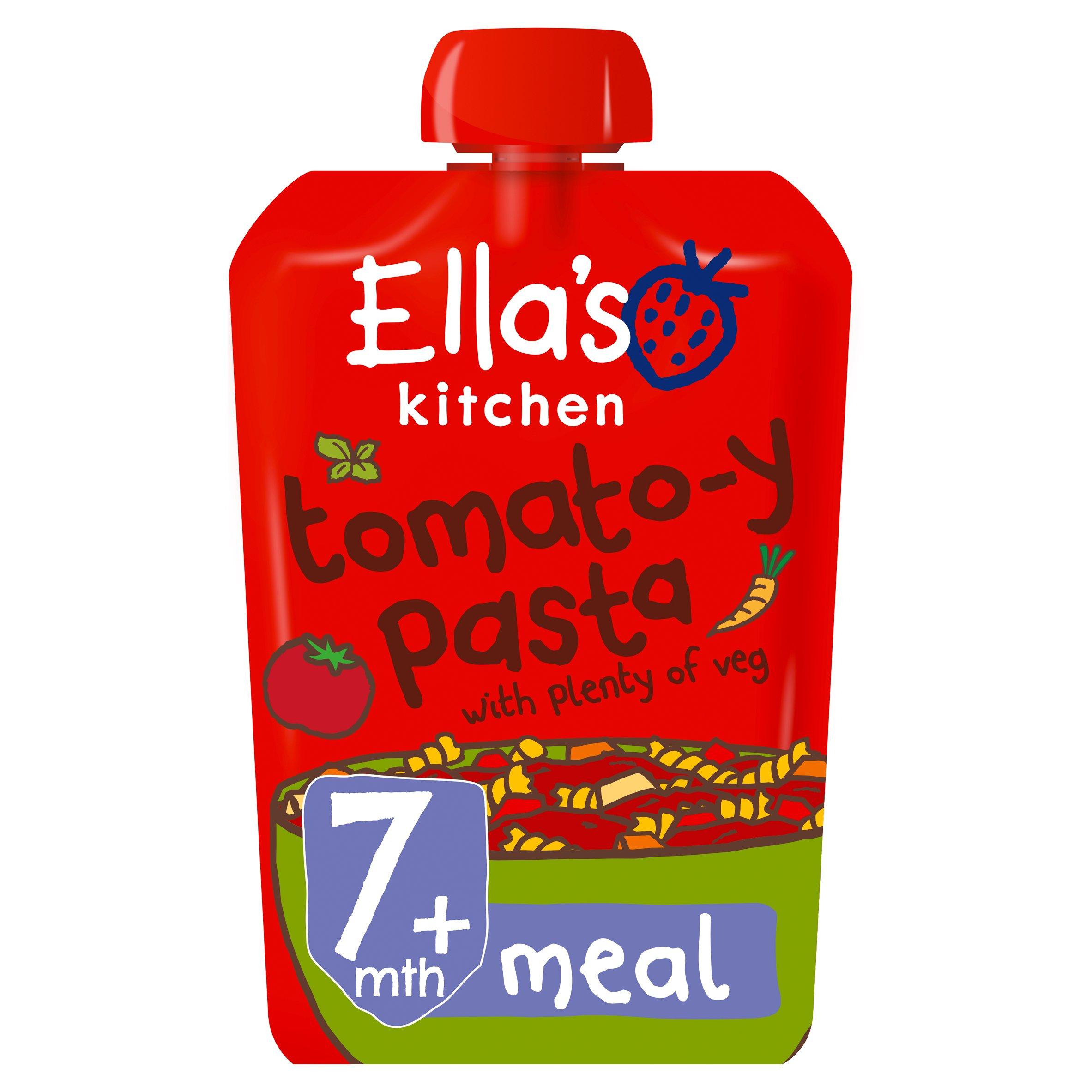 Ella's Kitchen Tomato-Y Pasta 130G