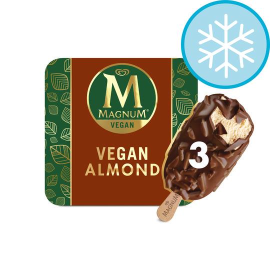 image 1 of Magnum Vegan Almond Ice Cream 270Ml