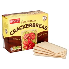 image 2 of Ryvita Whole- Grain Cracker- Bread 125G