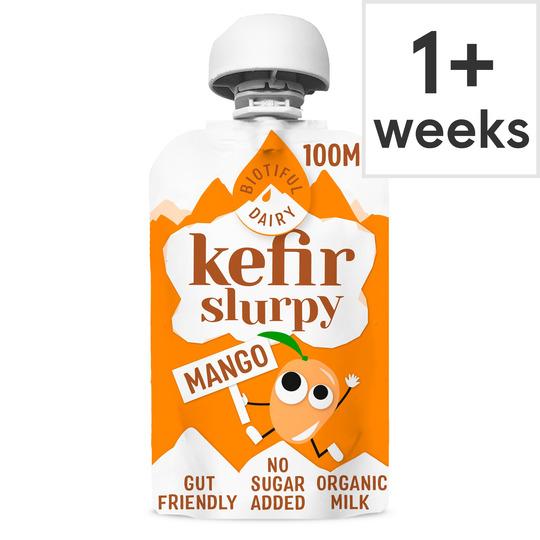 Biotiful Dairy Kefir Slurpy Mango Drink 100Ml