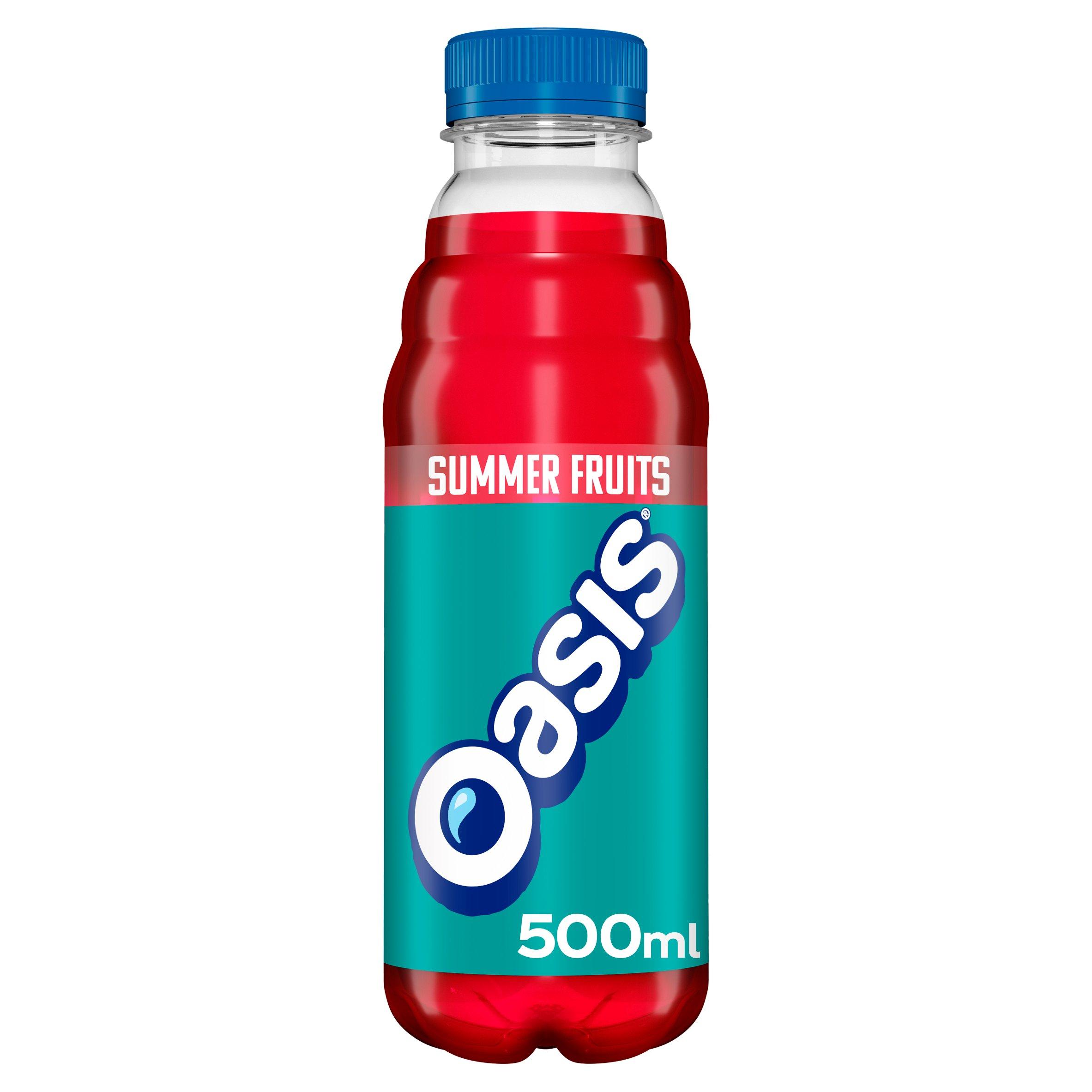 Oasis Summer Fruits 500Ml