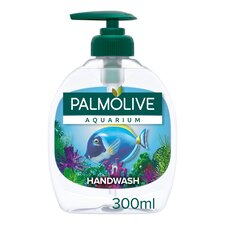 image 1 of Palmolive Liquid Handwash Aquarium 300Ml