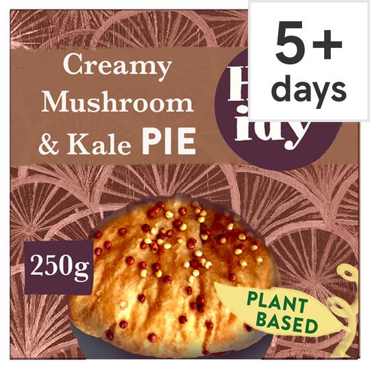 Higgidy Creamy Mushroom & Kale Pie 250G