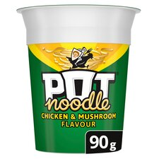 image 1 of Pot Noodle Chicken And Mushroom 90G