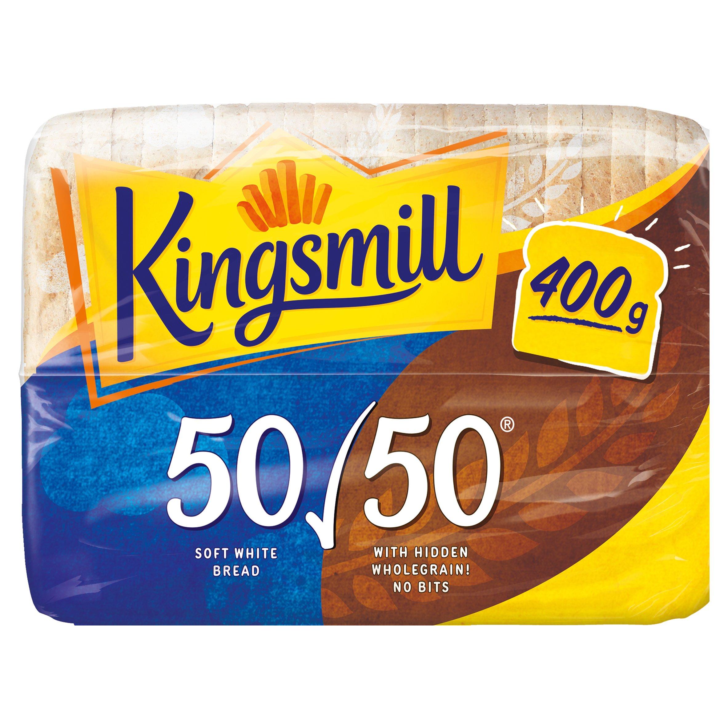 Kingsmill 50/50 400G