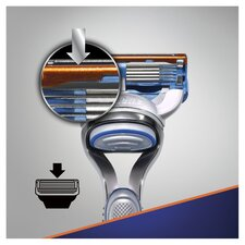 image 1 of Gillette Fusion Manual Razor