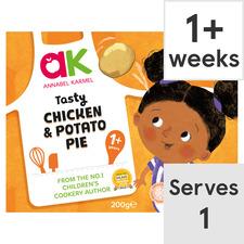 image 1 of Annabel Karmel Tasty Chicken And Potato Pie 200G