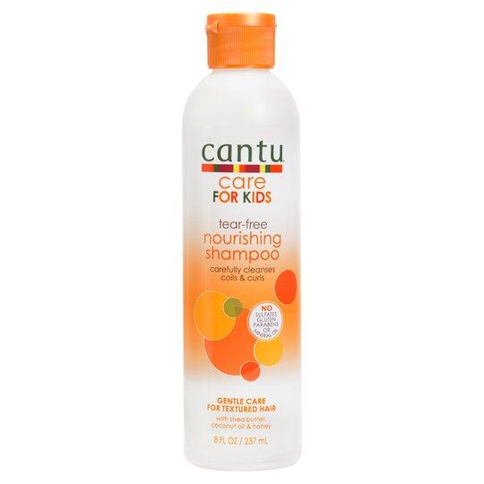Cantu Care For Kids Tear Free Nourishing Shampoo 237Ml