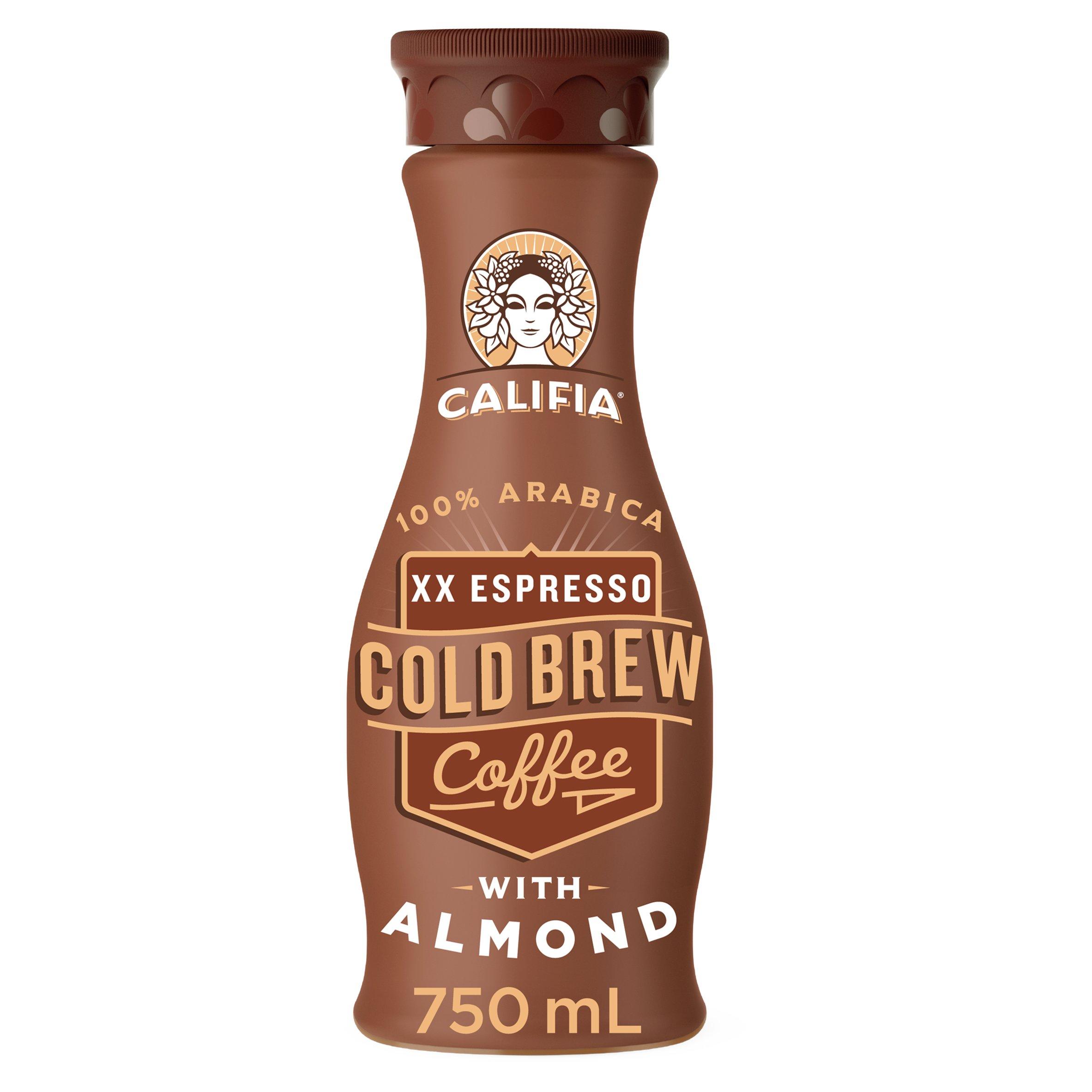 Califia Farms Xx Espresso Cold Brew Dairy Free Coffee 750Ml