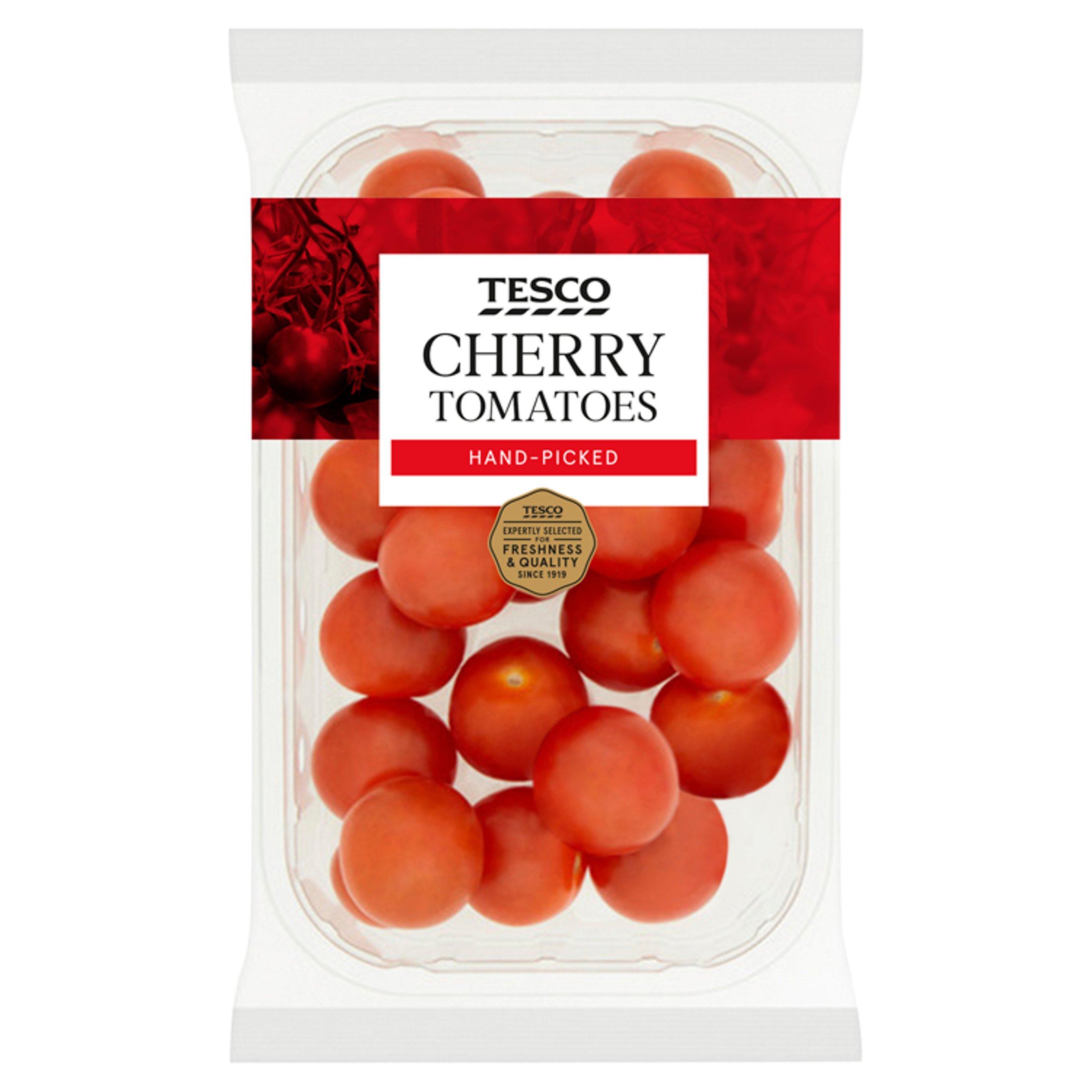 Tesco Cherry Tomatoes 330G