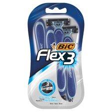 image 1 of Bic Flex3comfort Blister Of 4 Triple Blade