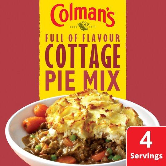 Colman's Cottage Pie Recipe Mix 45G