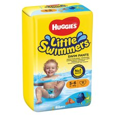 image 2 of Huggies Little Swimmers Size 5-6 12-18Kg 11 Pants