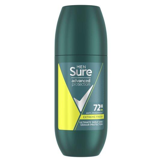 image 1 of Sure For Men Extreme Fresh Antiperspirant Deodorant 100Ml