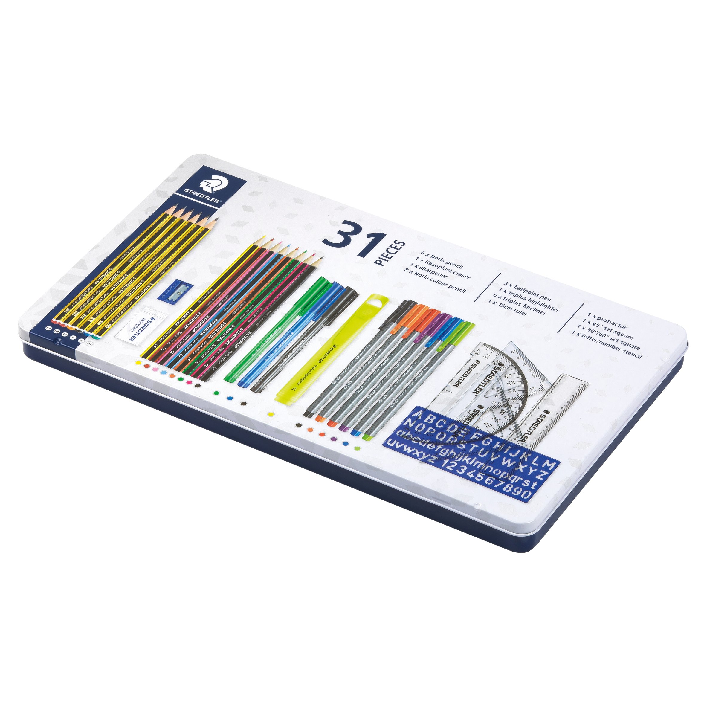 Staedtler Noris Stationary Set