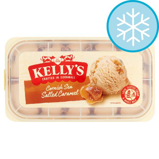 Kelly's Salted Caramel 950Ml