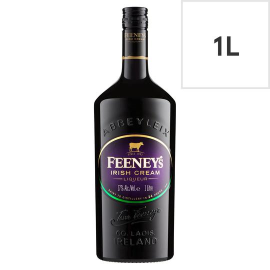 image 1 of Feeney's Irish Cream Liqueur 1 Litre