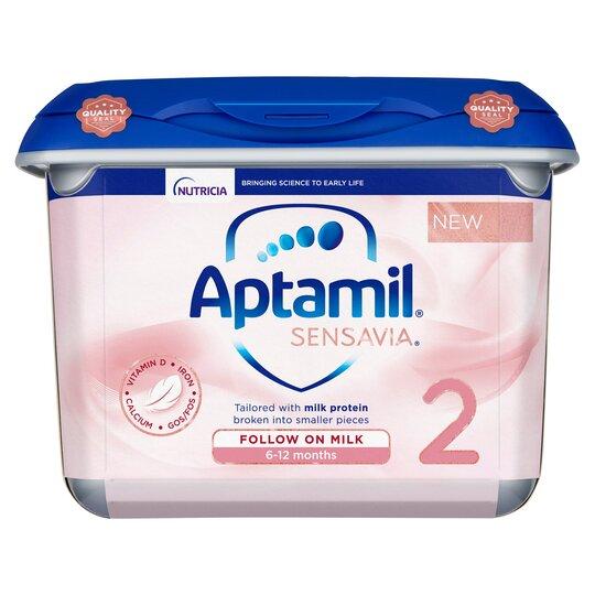 Aptamil Sensavia Follow On Milk 6-12 Months 800G