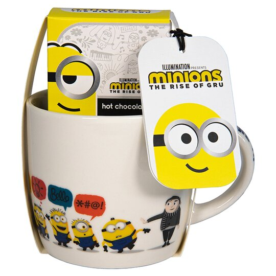Minions Hot Chocolate Mug