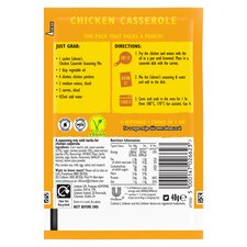 image 3 of Colman's Chicken Casserole Recipe Mix 40G