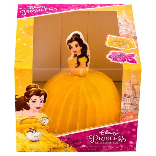 Peachy Disney Princess Celebration Cake Tesco Groceries Birthday Cards Printable Trancafe Filternl