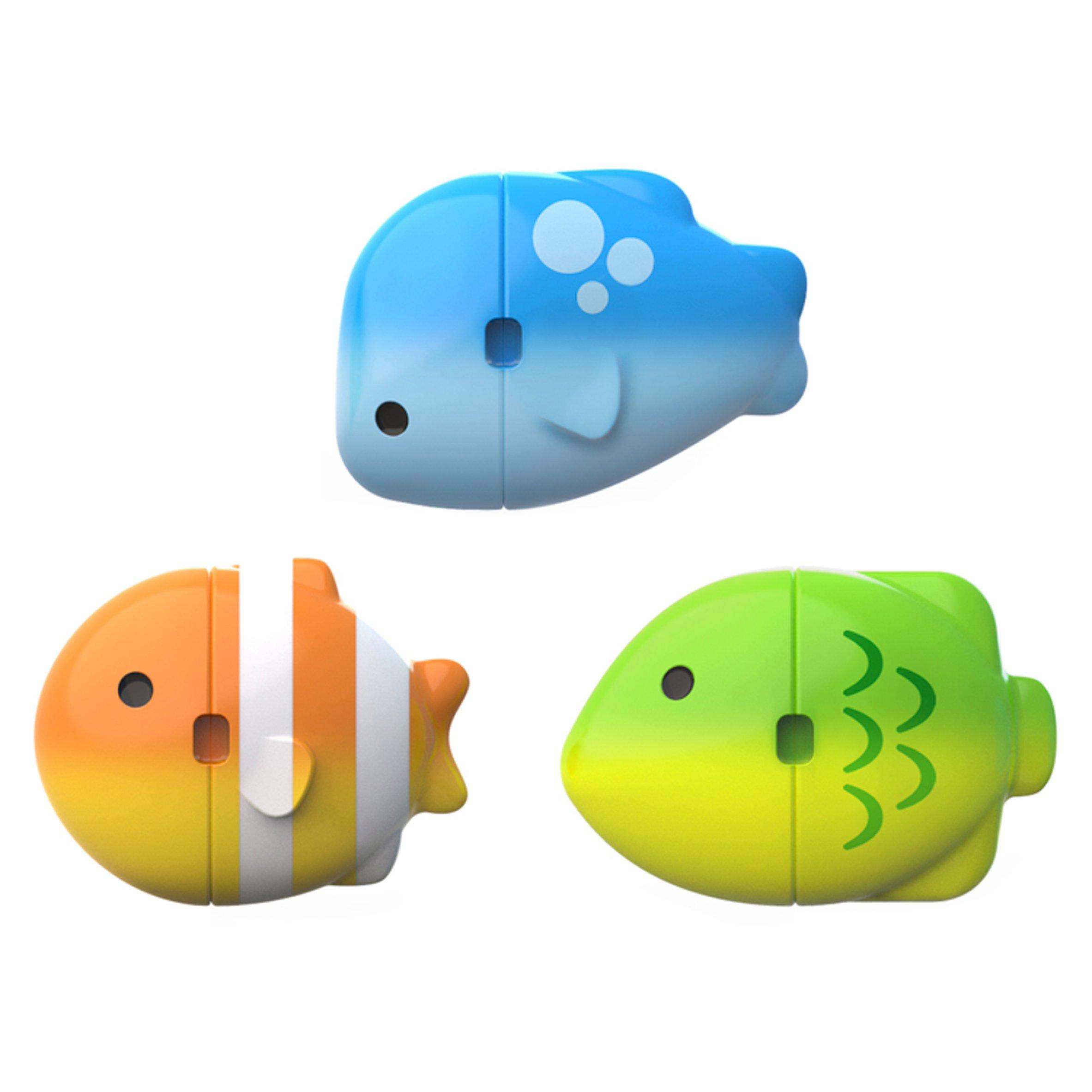 Munchkin Colour Change Fish
