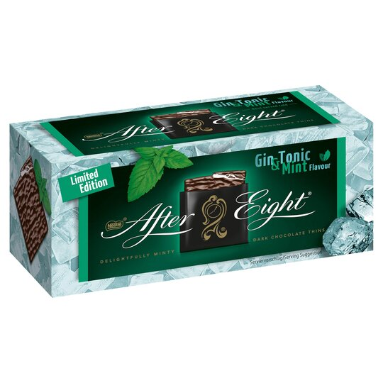 After Eight Gin & Tonic Dark Chocolate Mint 200G