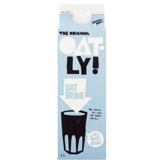 Oatly Oat Drink Original 1Ltr