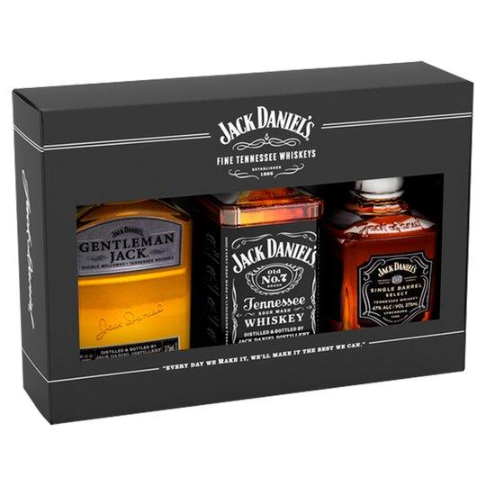 image 1 of Jack Daniel's Family 3X5cl Set