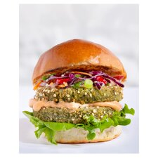 image 2 of Strong Roots Kale & Quinoa Burger 375G