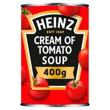 image 1 of Heinz Cream Of Tomato Soup 400G
