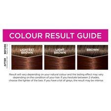 image 3 of L'oreal Casting Creme Gloss Chocolate Brown 535 Semi-Permanent Hair Dye