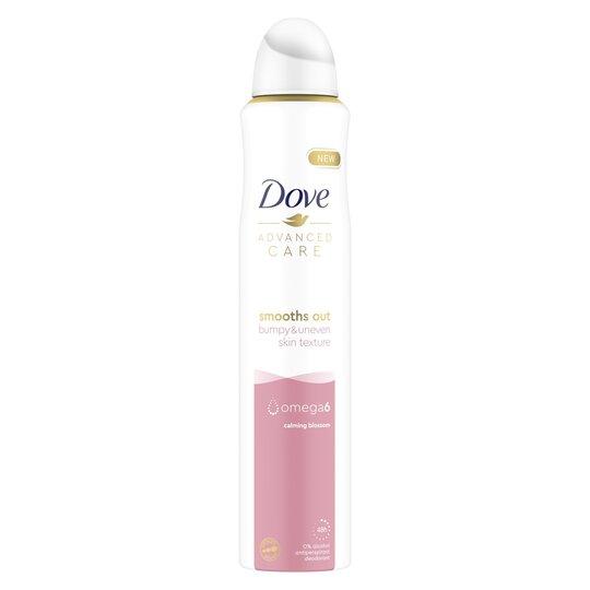 image 1 of Dove Advanced Care Calming Blossom Antiperspirant Deodorant 200Ml