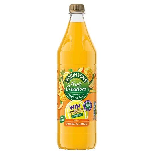 Robinsons Creations Orange & Mango 1L