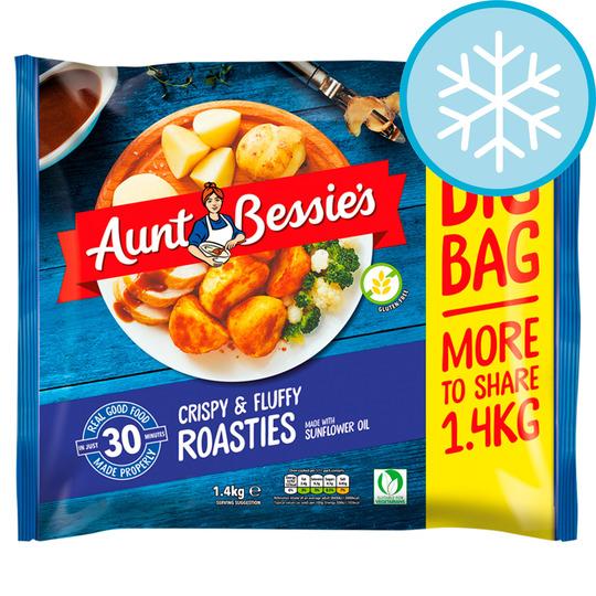 Aunt Bessies Roasties 1.4Kg