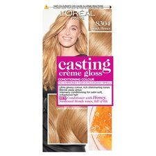 image 1 of L'oreal Casting Creme Gloss Sweet Honey Blonde 8304 Hair Dye