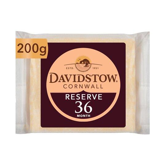 Davidstow 36 Month Reserve Cheddar 200G