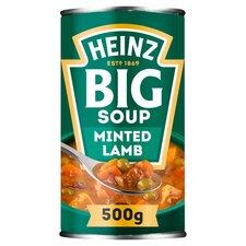 image 1 of Heinz Big Soup Minted Lamb Hotpot 500G