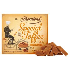 image 1 of Thorntons Original Toffee 300G