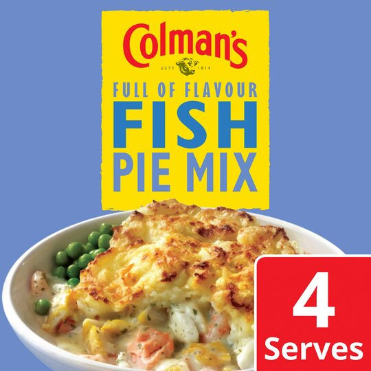 image 1 of Colman's Fish Pie Recipe Mix 20G