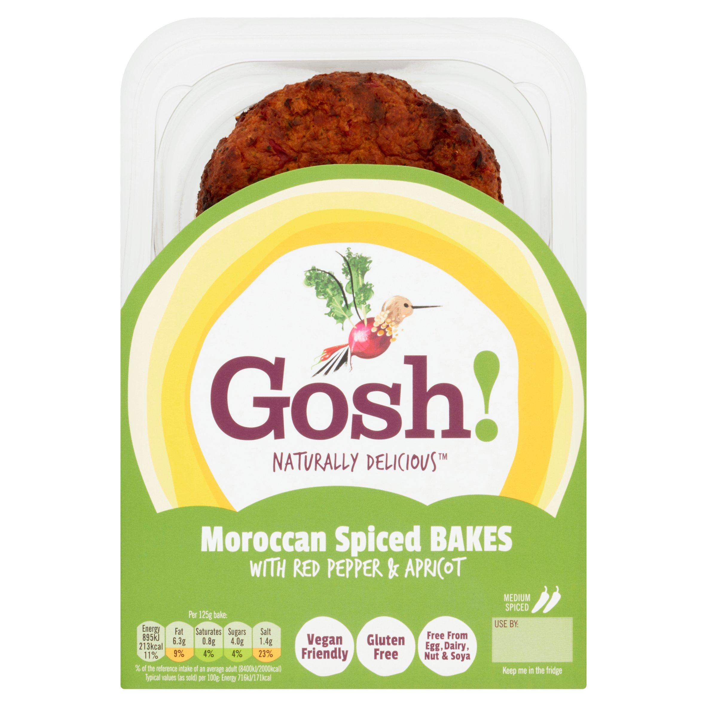 Gosh! Moroccan Spiced Bakes 250G