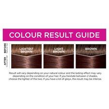 image 3 of L'oreal Casting Creme Gloss 515 Chocolate Truffle Brown Semi-Permanent Hair Dye
